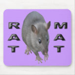Estera Mousepad de la rata Tapetes De Raton