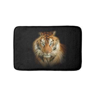Esteras de baño salvajes del tigre