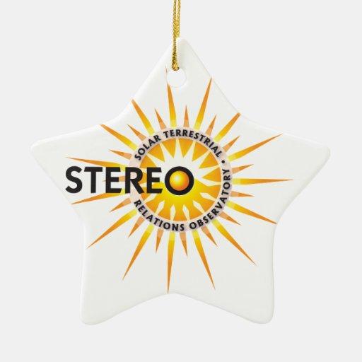 ESTÉREO (observatorio terrestre solar de las Ornamento Para Arbol De Navidad