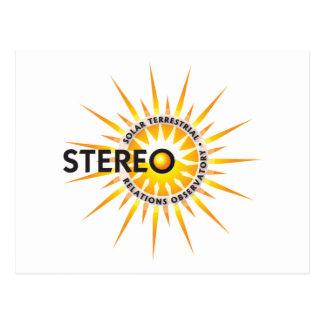 ESTÉREO (observatorio terrestre solar de las Tarjetas Postales