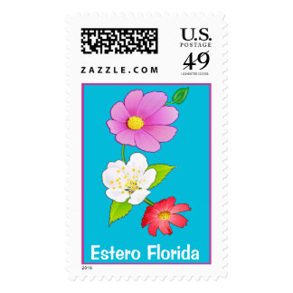 Estero Florida Postage Stamps Change to Your City