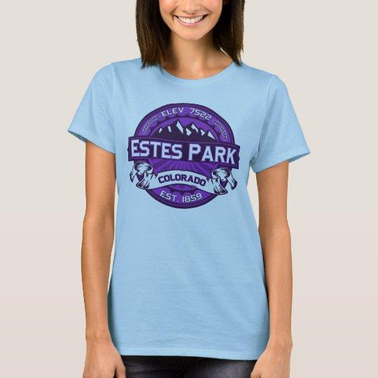 Estes Park Color Logo T-Shirt