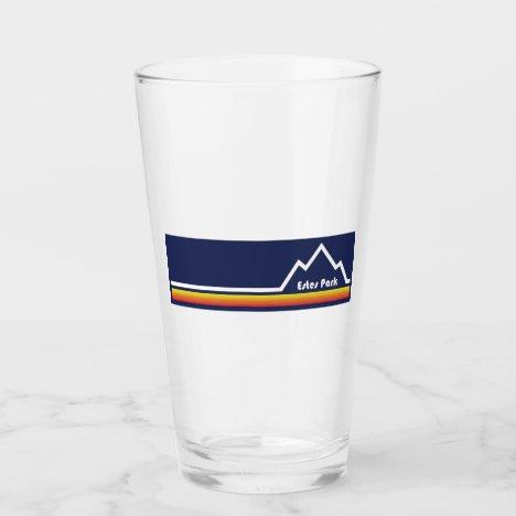 Estes Park Colorado Glass