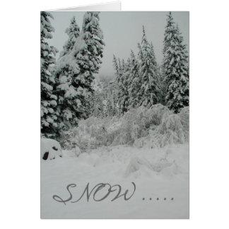 Estes Park, Colorado Greeting Card
