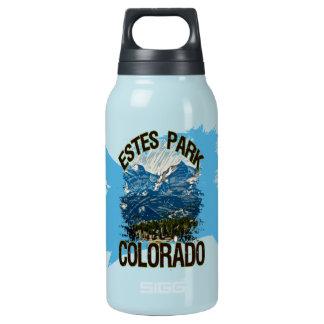 Estes Park Colorado Insulated Water Bottle