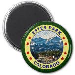 Estes Park, Colorado Refrigerator Magnets