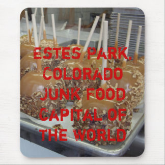 Estes Park, ColoradoJunk F... Mouse Pad