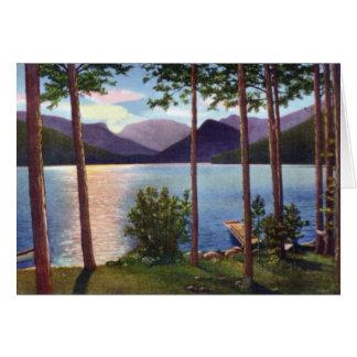 Estes Park Mt. Baldy and Grand Lake Card