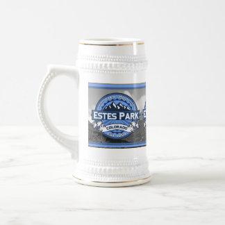 Estes Park Mug Blue