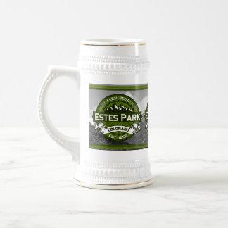 Estes Park Mug Olive