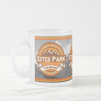 Estes Park Mug Tangerine
