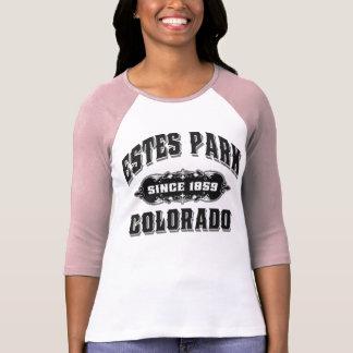Estes Park Since 1859 Black Tshirts
