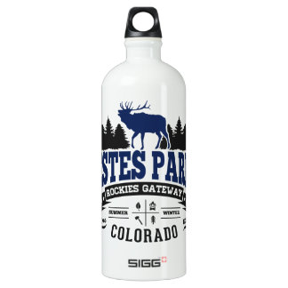Estes Park Vintage Water Bottle