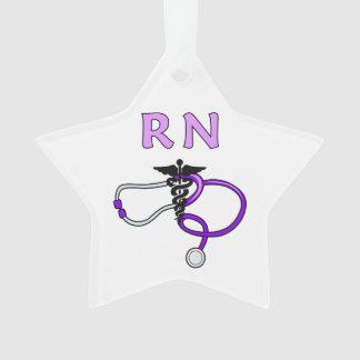 Estetoscopio del RN de las enfermeras