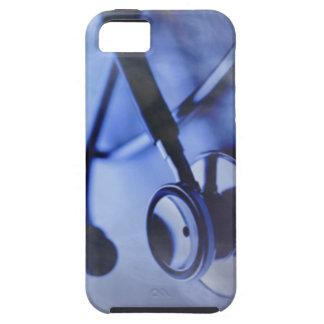 estetoscopio funda para iPhone 5 tough