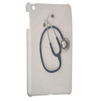 Estetoscopio médico y emergencia EMT iPad Mini Fundas