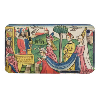 Esther 2 15-18, Esther is chosen to be Queen by th Barely There iPod Cases