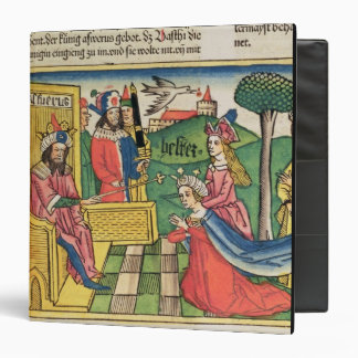 Esther 2 15-18, Esther is chosen to be Queen by th Binder