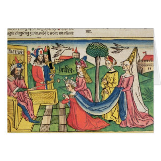 Esther 2 15-18, Esther is chosen to be Queen by th Card
