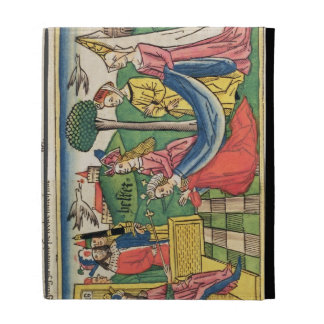 Esther 2 15-18, Esther is chosen to be Queen by th iPad Folio Covers