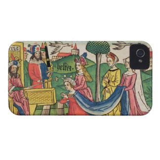 Esther 2 15-18, Esther is chosen to be Queen by th iPhone 4 Case-Mate Case