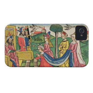Esther 2 15-18, Esther is chosen to be Queen by th iPhone 4 Covers