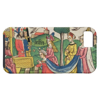 Esther 2 15-18, Esther is chosen to be Queen by th iPhone SE/5/5s Case