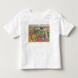Esther 2 15-18, Esther is chosen to be Queen by th T-shirt
