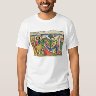 Esther 2 15-18, Esther is chosen to be Queen by th Tee Shirt