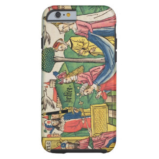 Esther 2 15-18, Esther is chosen to be Queen by th Tough iPhone 6 Case
