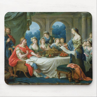 Esther and Ahasuerus, c.1775-80 Mouse Pad