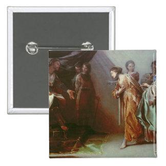 Esther and Ahasuerus Pinback Button
