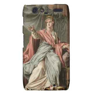 Esther, costume for 'Esther' by Jean Racine, from Droid RAZR Cover