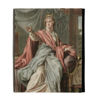 Esther, costume for 'Esther' by Jean Racine, from iPad Folio Covers