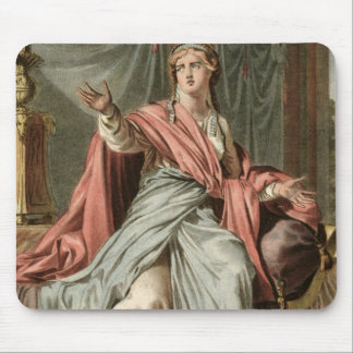 Esther, costume for 'Esther' by Jean Racine, from Mouse Pad