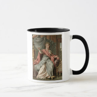 Esther, costume for 'Esther' by Jean Racine, from Mug
