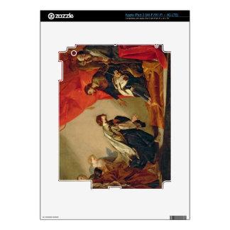 Esther delante de Ahasuerus, c.1645-50 (aceite en  iPad 3 Skins