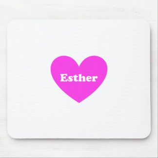 Esther Mouse Pad