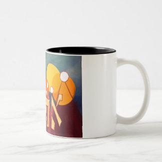 Esther Two-Tone Coffee Mug