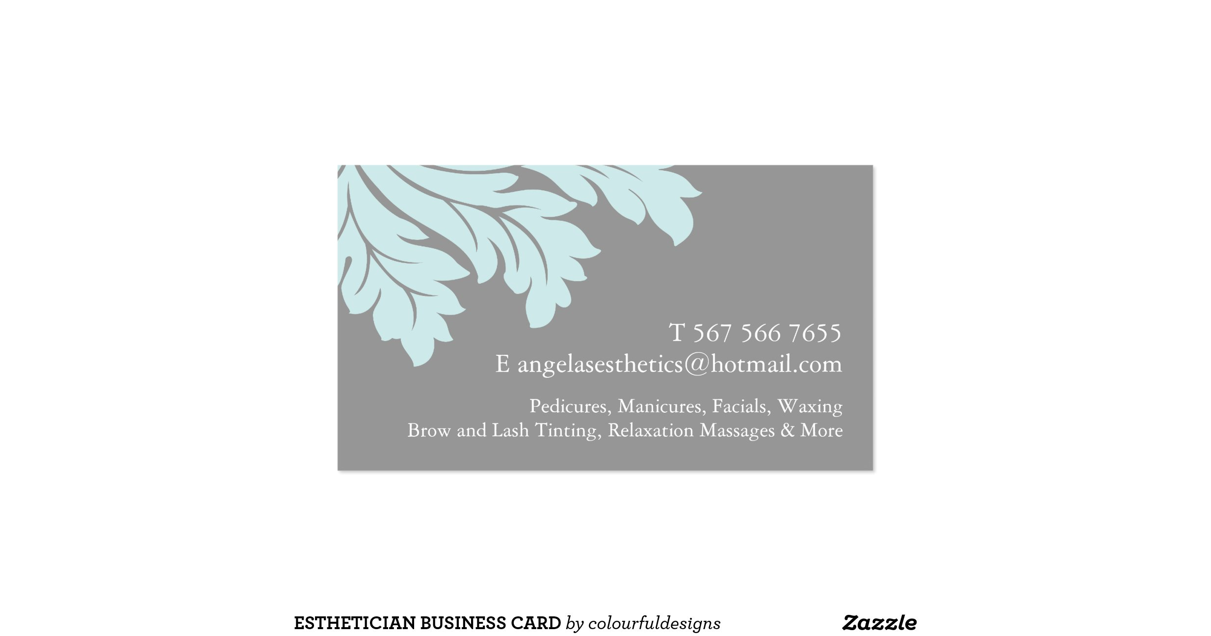 330 best Massage Business Card Templates images on