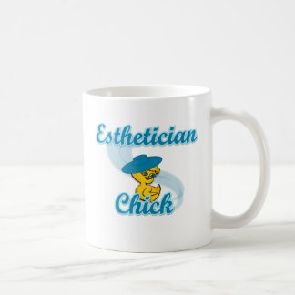 Esthetician Chick #3 Coffee Mug