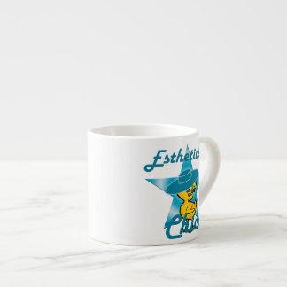 Esthetician Chick #7 Espresso Cup