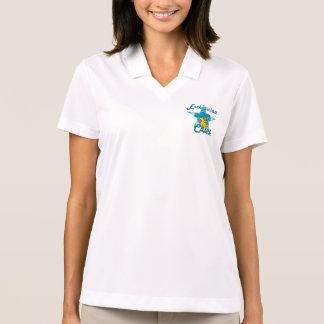 Esthetician Chick #7 Polo Shirt