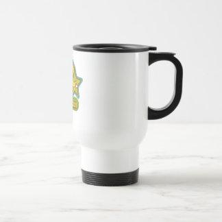 Esthetician de la superestrella taza