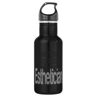 Esthetician Extraordinaire Stainless Steel Water Bottle