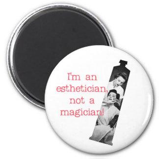 Esthetician Not a Magician Magnets