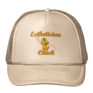 Esthitician Chick Mesh Hat