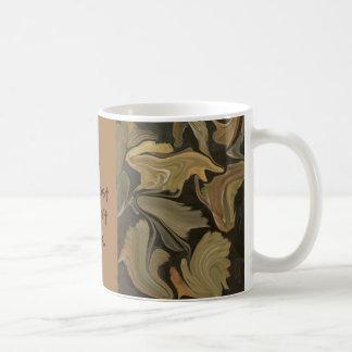 estiércol vegetal de los jardineros tazas de café