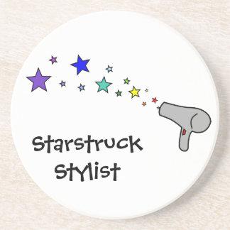 Estilista de Starstruck - estrellas del arco iris Posavasos Manualidades