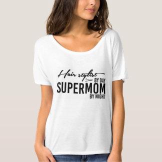 Estilista del Supermom del día por la camisa de la
